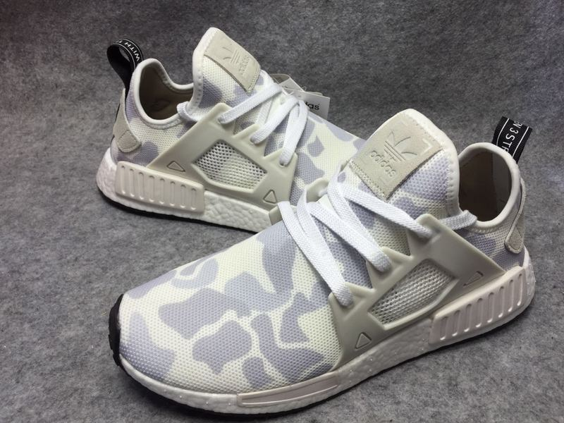 Cheap Adidas Originals NMD XR1 Runner Boost Primeknit Womens (grey