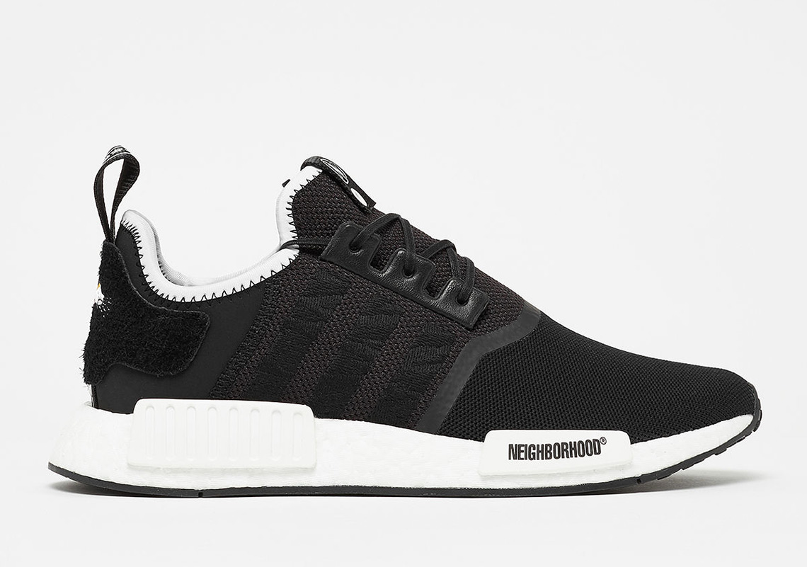 6b1c68cd8 Invincible x Neighborhood x adidas NMD R1将在下周全球发布-微信代理 ...