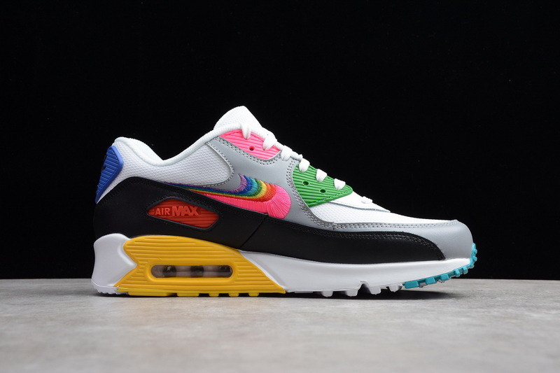 NIKE AIR MAX 90 ICE in concept commercial&title sequence